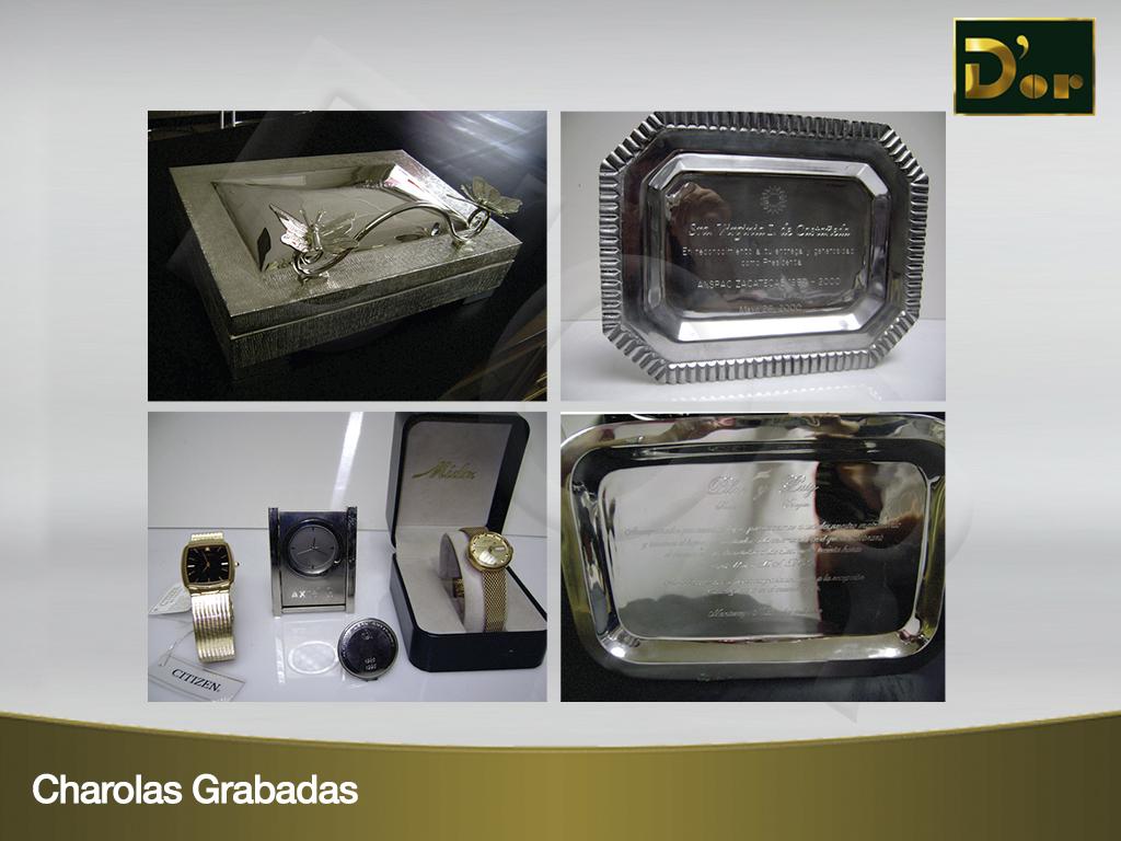 Charola Grabada 2