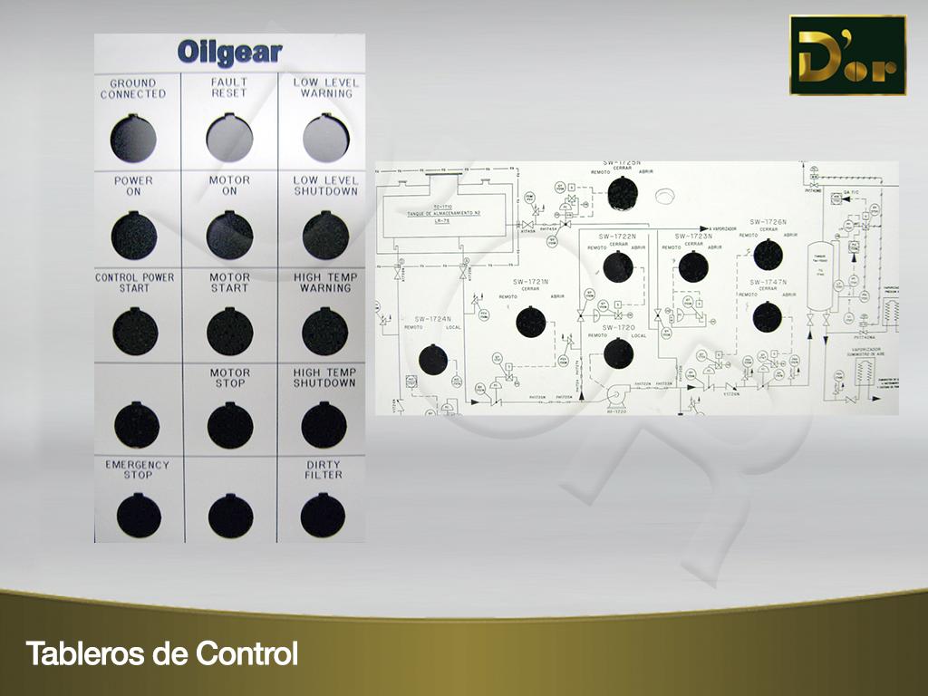 Tableros de Control 5